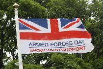 Armed Forces flag