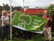 Ladderedge wins Green Flag award