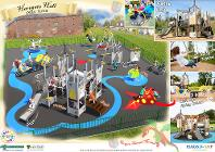 Haregate Hall play area image