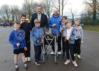Tennis coaching programme