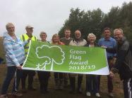 Ladderedge green flag award 2018
