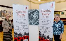 Coming Home exhibition