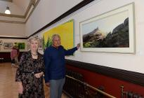 David Hunt and Friends exhibition