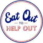 Eat Out to Help Out logo