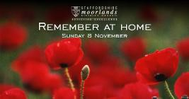 Remembrance Sunday - Remember at Home