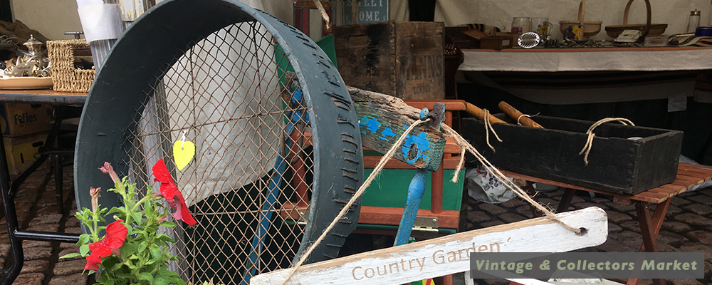 Archer Fairs Leek Vintage and Collectors Market b