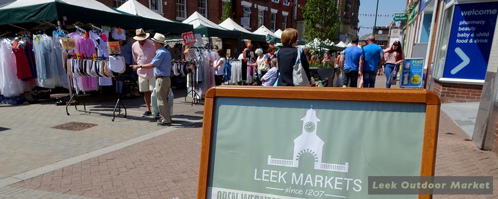 Leek Charter Market header b